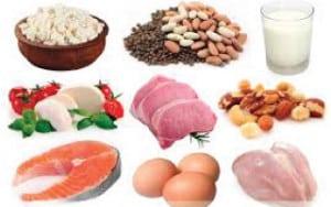 อาหารกรดอะมิโนโปรตีน