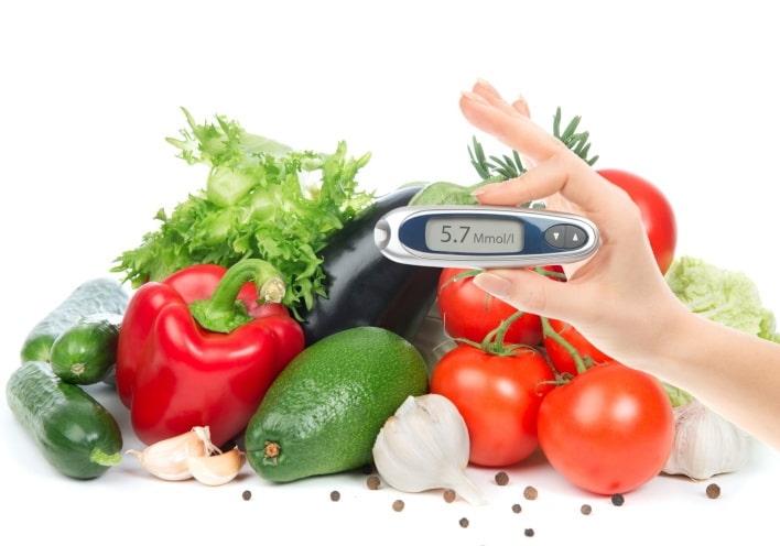 อาหารโรคเบาหวาน