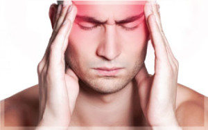 ปวดหัว-เครียด