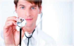 พบแพทย์เพื่อวินิจฉัยโรค