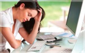 เครียด-ทำงานหนัก