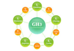 ส่วนประกอบของอาหารเสริม gh3
